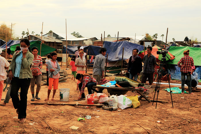 borei keila evictions and refugee camps  u2013 cambodia