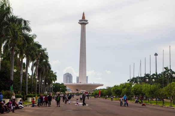 Sukarno's Last Erection.