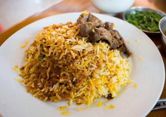 chickenliverbiryani