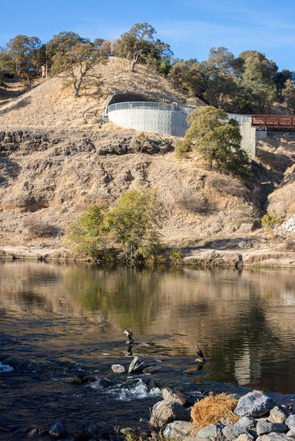fall american river