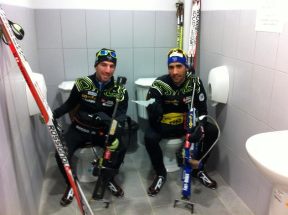 buddy toilet