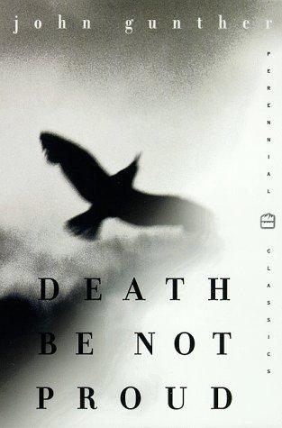 Death be not proud essay